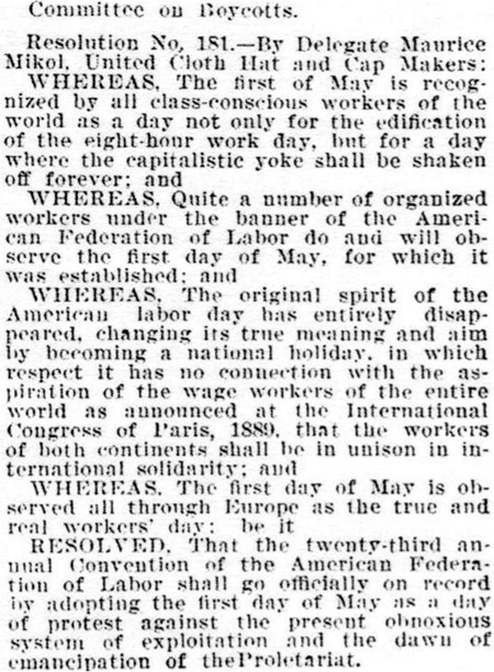essays on samuel gompers The american labor leader samuel gompers (1850-1924) was the most significant single figure in the history of the american labor movement he founded and was the.