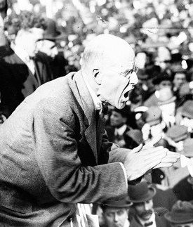 eugene debs essay In debs v united states, the supreme court upholds the conviction of socialist and presidential candidate eugene v debs under the espionage free speech essay.